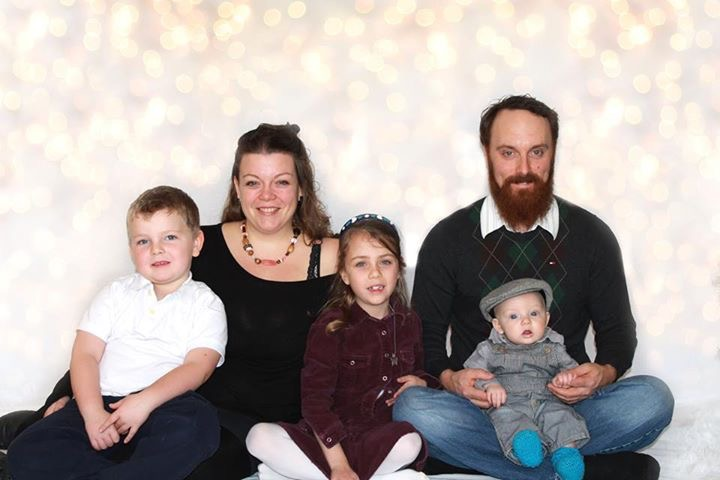charis lynn family