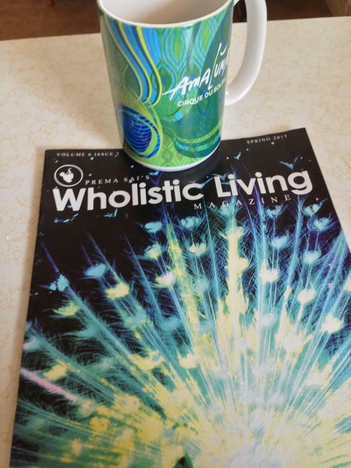 charis lynn wholistic magazine